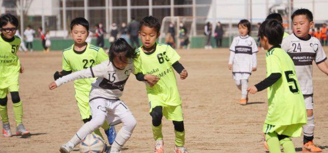 AVANTI-FC交流試合
